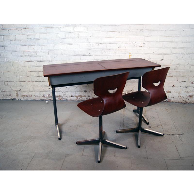 banc d colier double 64 atelier belvedere. Black Bedroom Furniture Sets. Home Design Ideas